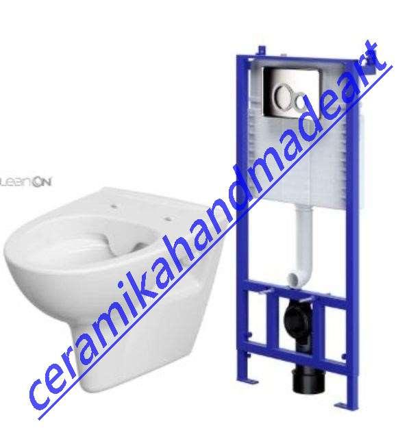 Cersanit wc podtynkowe
