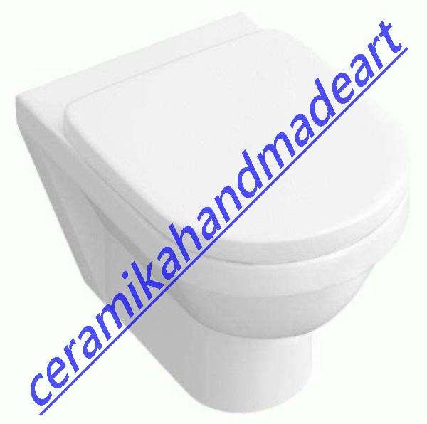 miska wc bez kolnierza Duravit