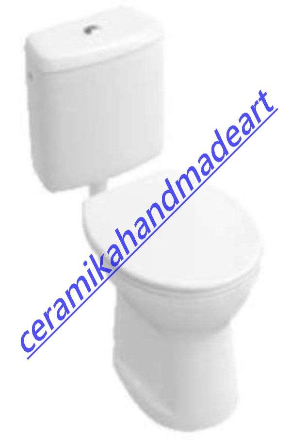 miska wc stojaca Kerra