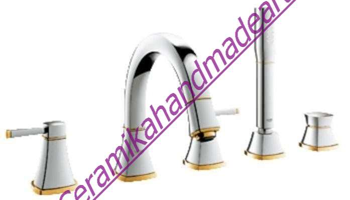 baterie do wanny Hansgrohe