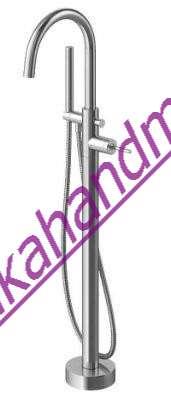 baterie wannowe podtynkowe Kohlman